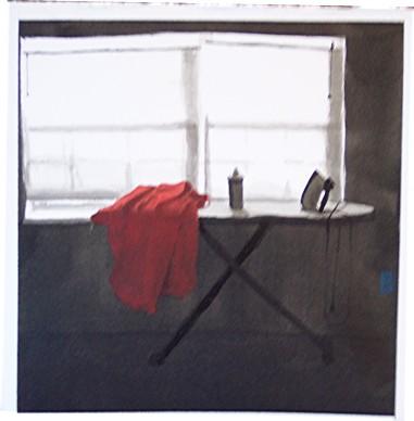 Ironing Waiting