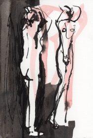 Deviant Life Drawing No. 1