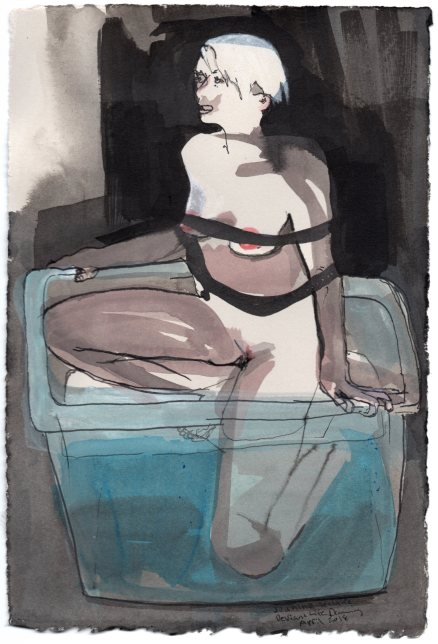 Deviant Life Drawing No. 4