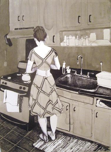 house wife