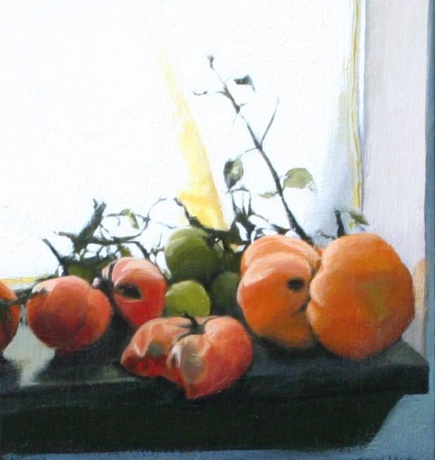 Late Season Love Apples
