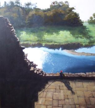 moat scape