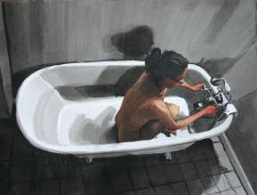 Sarah's Bath Time II