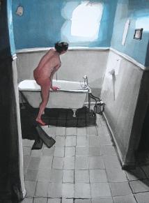Sarah's Bath Time