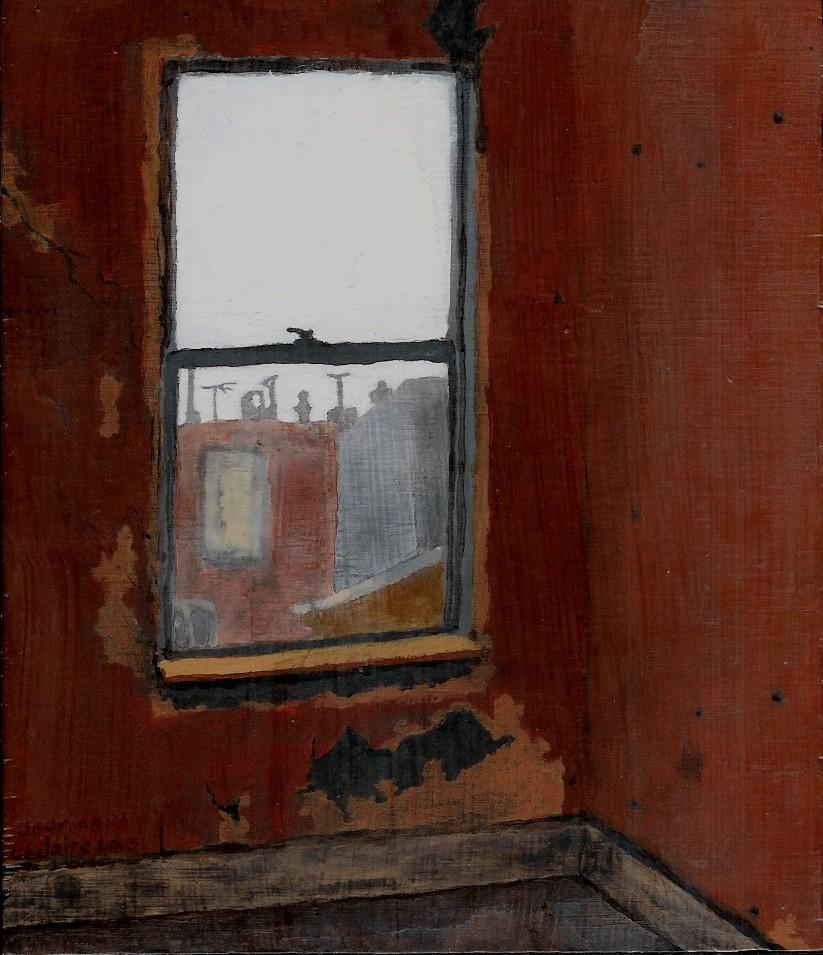 Studio with a window