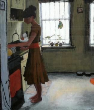 the habit of domesticity