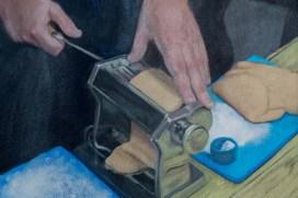Noodle Maker, detail