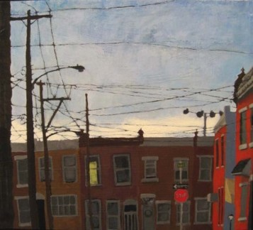 View of Philadelphian Buildings