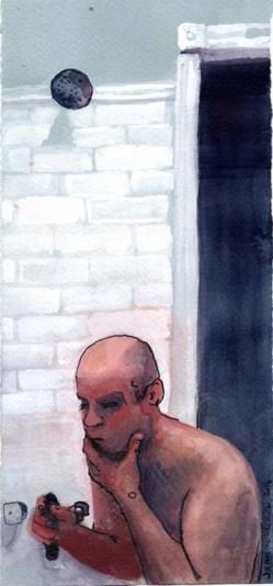 shaving prep