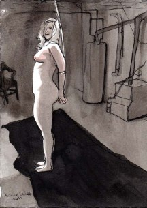 Standing Woman with