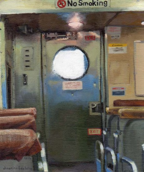 View of Philadelphia Subway